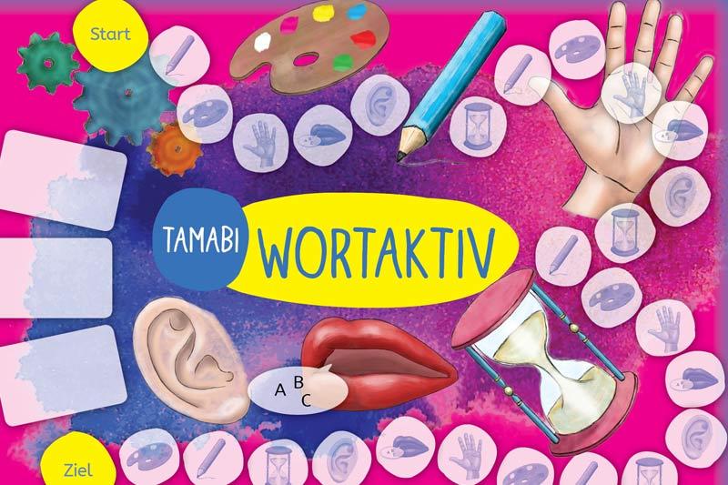 Tamabi Spielbrett