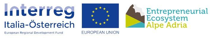 Interreg Italia Österreich und EES AA Logo