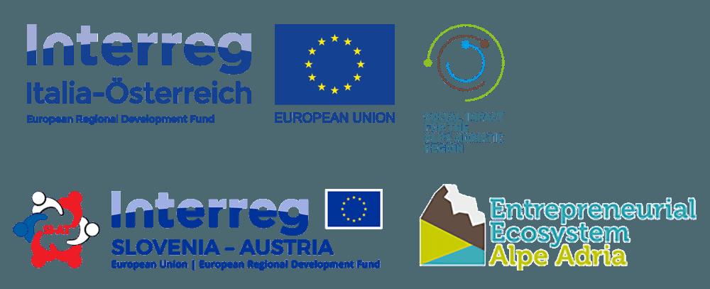 Alpe Adria Logos