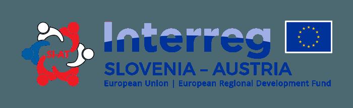 Interreg Slovenia Austria Logo