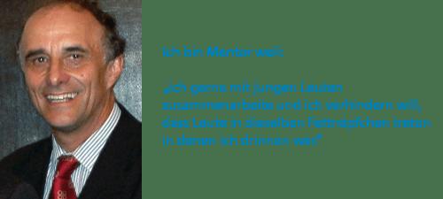 Rudolf Pinter Testimonial
